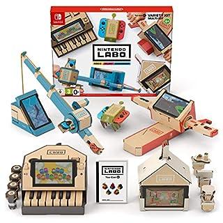 Nintendo Labo: Variety Kit (B0792T5S6H) | Amazon price tracker / tracking, Amazon price history charts, Amazon price watches, Amazon price drop alerts