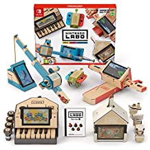 Nintendo Labo: Variety Kit - Nintendo Switch (Nintendo Switch)