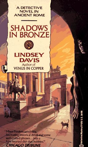 Book cover for Shadows in Bronze