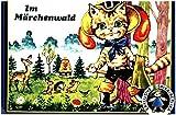 SPIKA Spiele 190025 - Im Märchenwald - Replika Edition des Beliebten DDR-Klassikers
