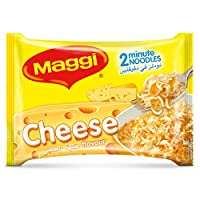 Maggi 2 Minute Noodles Cheese 77g (Pack of 5)