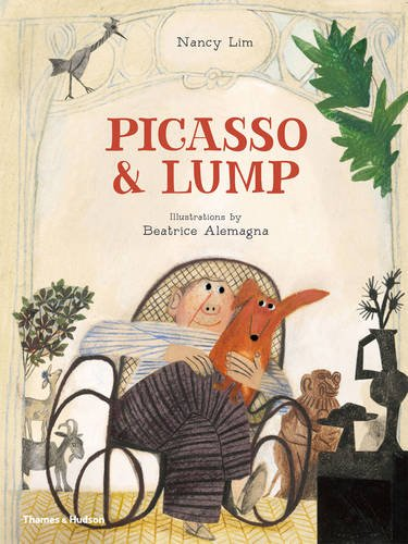Picasso & Lump par Nancy Lim