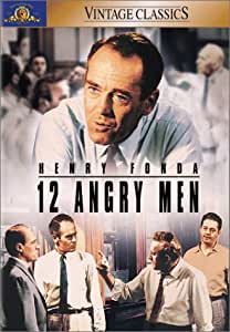 12 Angry Men [Import USA Zone 1]