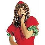 Perruque contes de fées perruque de carnaval Petit Chaperon rouge perruque de contes de fées princesse princesses femme de contes de fées accessoires déguisement