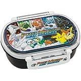 Pokemon (Best Wishes) Geschirrsp?lmaschine engen Lunch-Box oval QA2BA (Japan-Import)