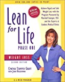 Lean For Life: Phase One - Weight Loss by Cynthia Stamper Graff (2002-01-01)