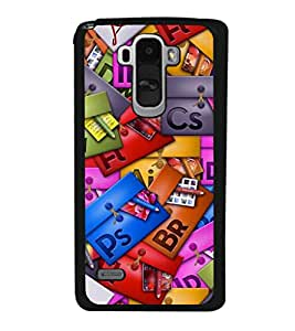 printtech Cool Pattern Back Case Cover for LG G4 Stylus ,Versions: H631 (T-Mobile); MS631 (Metro PCS); H635 (EMEA); H540 (UAE); H630D (India); H542 (Mexico)