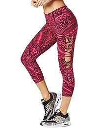Zumba Women's All Day Capri Leggings