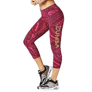 zumba fitness damen zumba all day capri leggings fitness hosen frauenhosen sport. Black Bedroom Furniture Sets. Home Design Ideas