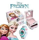 Frozen Eiskönigin Schmuckkästchen + 1 analoge Uhr Frozen Eiskönigin kostenlose