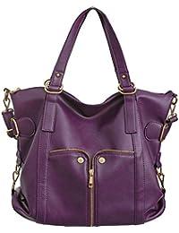 Laurel & Sunset Waverly Large Cross-body Convertible Tote Handbag