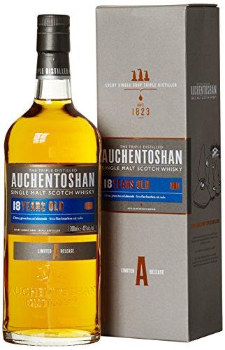Auchentoshan 18 Jahre Single Malt Scotch Whisky (1 x 0.7 l)