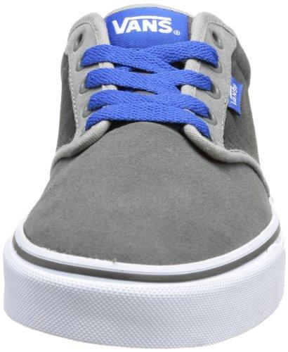 Vans M ATWOOD (SUEDE)PEWTER/C VTUY8TR Herren Sneaker Grau (BLUE)