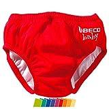 BECO Baby-Aqua-Windel Slipform Gr XL rot