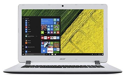 Acer ES1 (17,3 Zoll) Notebook (Intel N4200 Quad Core 4x2.50 GHz, 8GB RAM, 1000 GB, Intel HD Graphic, HDMI, Webcam, USB 3.0, WLAN, DVD-Brenner, Windows 10 Professional 64-Bit) #5488