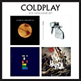 Songtexte von Coldplay - Coldplay 4 CD Catalogue Set