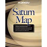 Orion 51925 Saturn Map and Observing Guide (Black)
