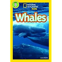 National Geographic Kids Readers: Whales (National Geographic Kids Readers: Level 3 )