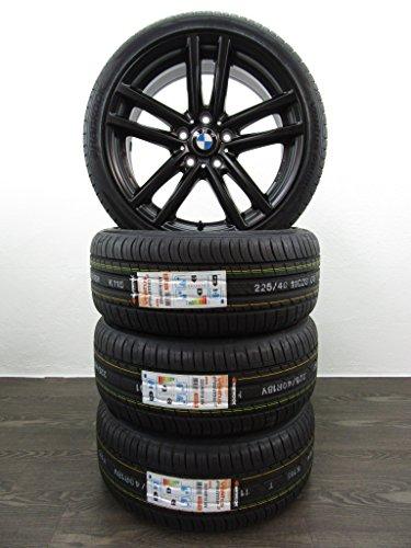 BMW 1er 2er 3er E36 E90 E91 E92 E93 4er F32 Z4 18 Zoll Alufelgen Sommerräder NEU