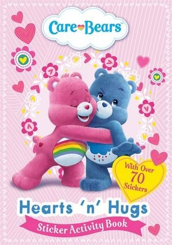 Image of Hearts 'N' Hugs Sticker Activity Book (Care Bears)