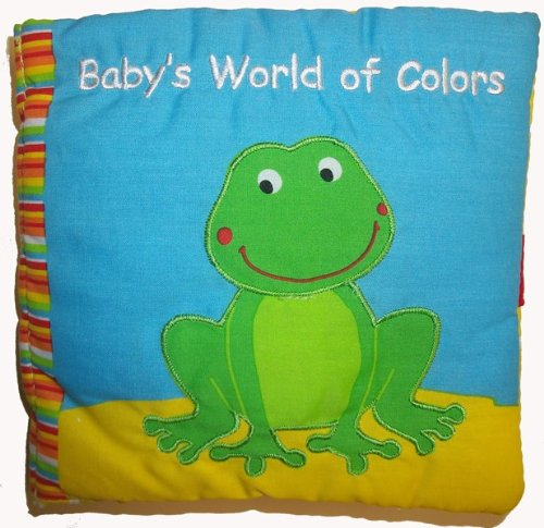 Baby's World of Colors (Baby's Books)