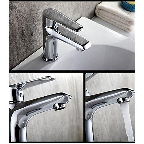 jylw tutti rame foro singolo rubinetto calda e fredda, tutti rame rubinetto, Rubinetti per lavabo, (American Standard Lavatory Sink)