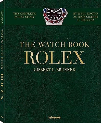 Rolex - The Watch Book - Rolex Box