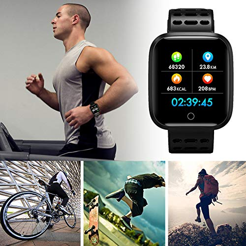 Zoom IMG-3 fitness tracker kungix smartwatch android
