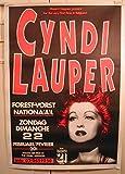 Lauper Cyndi–72x 102cm zeigt/Poster