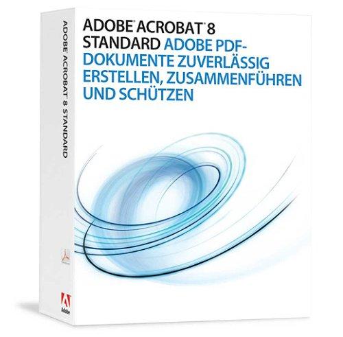 Adobe Acrobat 8 Standard