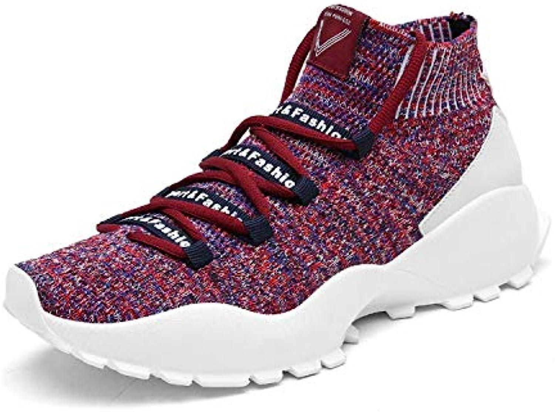 a2e9d3c36352 Liuxc Liuxc Liuxc scarpe sportive Scarpe da Uomo, Calze, Scarpe, Scarpe  Intrecciate,