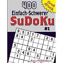 400 Einfach-Schwerer SuDoKu #1