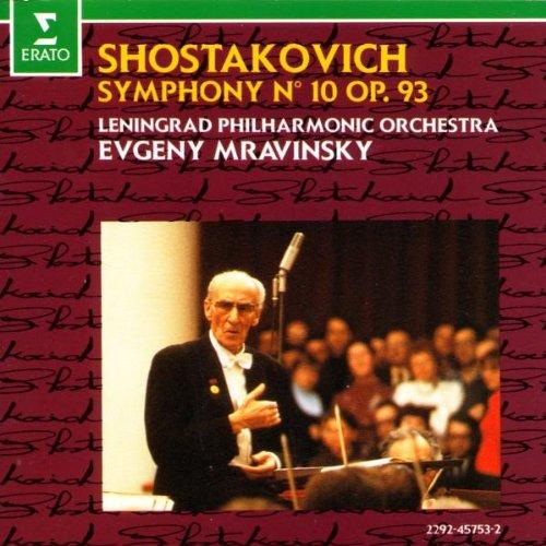 CHOSTAKOVITCH - Symphony Nr 10 op. 93