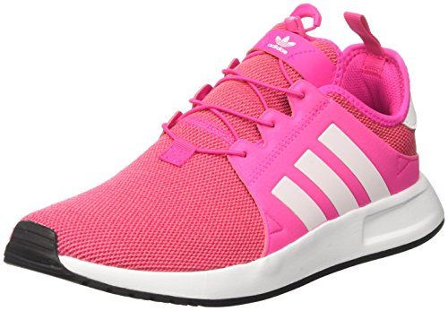 adidas Unisex-Kinder X_PLR J Sneakers, Pink ftwwht/Shopin, 39 1/3 EU