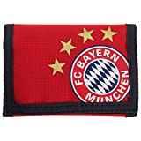 FC Bayern Munich Mens Official Football Crest Wallet