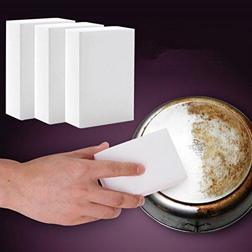 GEZICHTA - 10 esponjas de Nano Esponja