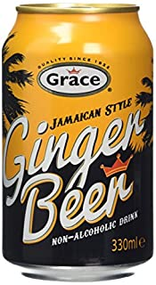 Grace Ginger Beer 330 ml (Pack of 24) (B005KK4A4W) | Amazon price tracker / tracking, Amazon price history charts, Amazon price watches, Amazon price drop alerts