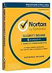 Symantec Norton Security DeluxeNorton Security 3.0, 1 utente/5dispositivo, 1 anno, DVD BoxSpecifiche:Tipo di SoftwareProtegge da virus, spyware, malware e altre minacce onlineTipo LicenzaFull licenseNr di Licenze1Nr di PC5Anni1 anno/iLinguaITAO.S. Wi...