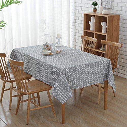 Demiawaking Sur Toile Nappe Chiffon De Table De Salle À Manger Pour Maison Hotel Cafe Restaurant Art Japonais 100Cm*140Cm