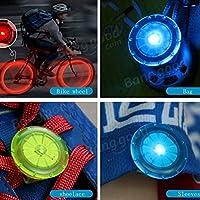 Bazaar Multi Funktionen LED Warnung leichte Schuhe Clip auf leichten Rucksack leichte Outdoor Nacht Sicherheitslicht