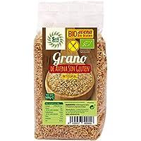 Sol Natural Avena en Grano, sin Gluten - Paquete de 6 x 500 gr - Total: 3000 gr