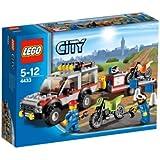 LEGO City 4433: Dirt Bike Transporter