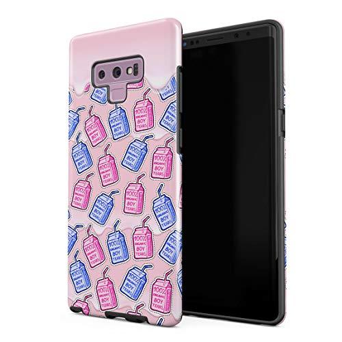 Cover Universe Hüllen für Samsung Galaxy Note 9 Hülle, 100% Organic Boy Tears Pack Pattern stoßfest, zweilagig mit Hardcase aus PC + Hülle aus TPU, hybride Case Handyhülle 9550-snap