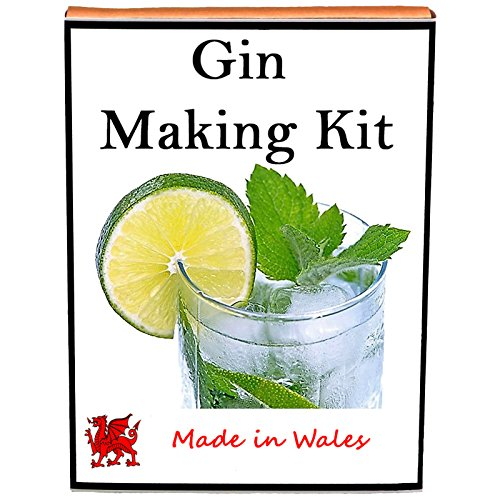 Gin Making Kit – Make Your Own Botanical Gin