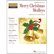 Merry Christmas Medleys: Intermediate Level Composer Showcase
