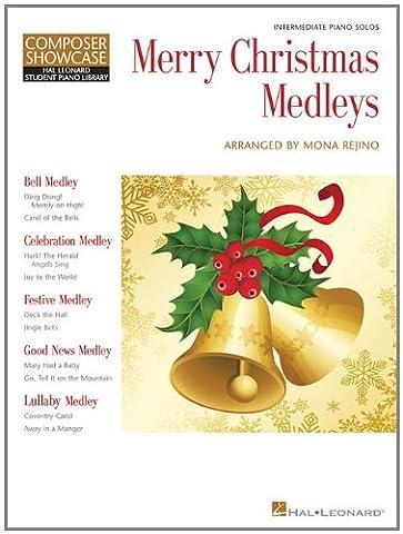Merry Christmas Medleys: Intermediate Level Composer Showcase