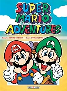 Super Mario Adventures Edition simple One-shot