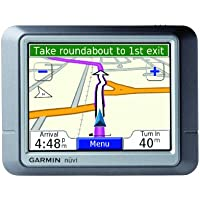 Garmin Nuvi 200 Satellite Navigation System - UK (Newly Overhauled)