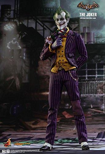 Hot Toys Video Masterpiece - Batman Arkham Asylum - The Joker
