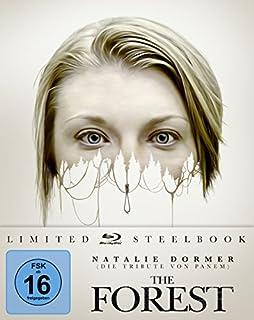 The Forest - Verlass nie den Weg - Steelbook [Blu-ray]